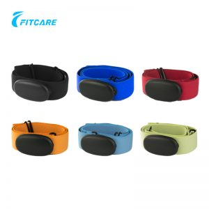 Gym Fitness Dual Band Heart Rate Monitor