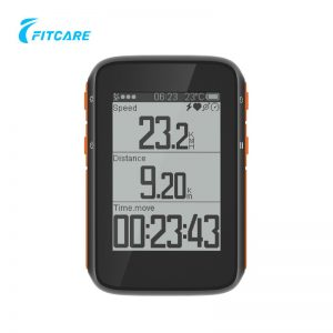 Ciclocomputer GPS Bluetooth