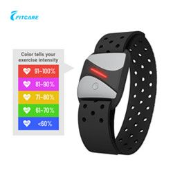 HR Zones Indication Armband Heart Rate Monitor